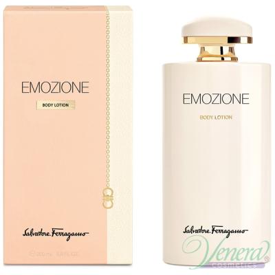 Salvatore Ferragamo Emozione Body Lotion 200ml за Жени Дамски продукти за лице и тяло