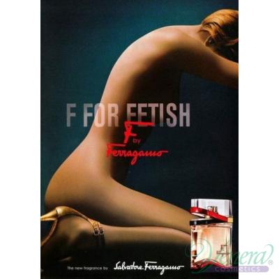 Salvatore Ferragamo F by Ferragamo EDP 90ml за Жени Дамски Парфюми