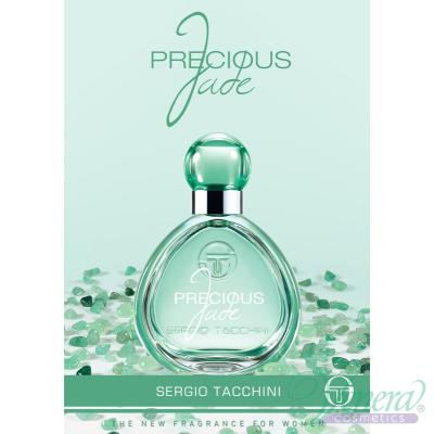 Sergio Tacchini Precious Jade EDT 50ml за Жени Дамски Парфюми