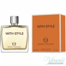 Sergio Tacchini With Style EDT 50ml за Мъже