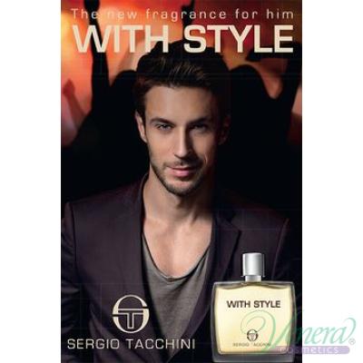 Sergio Tacchini With Style EDT 100ml за Мъже БЕЗ ОПАКОВКА Мъжки Парфюми без опаковка