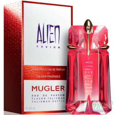 Thierry Mugler Alien Fusion EDP 60ml за Жени Дамски Парфюми