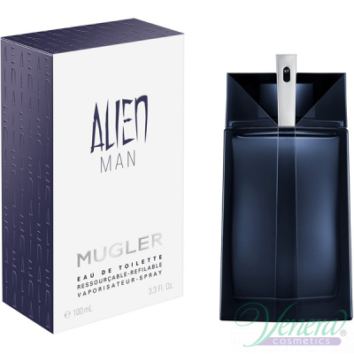 Thierry Mugler Alien Man EDT 100ml за Мъже