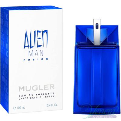 Thierry Mugler Alien Man Fusion EDT 100ml за Мъже