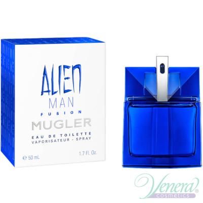 Thierry Mugler Alien Man Fusion EDT 50ml за Мъже Мъжки Парфюми