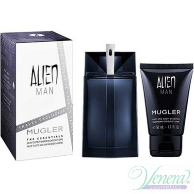 Thierry Mugler Alien Man Комплект (EDT 100...