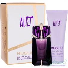 Thierry Mugler Alien Комплект (EDP 60ml + BL 100ml) за Жени