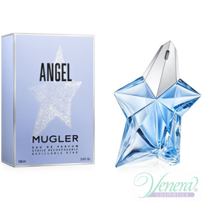 Thierry Mugler Angel EDP 100ml Big Star Refillable за Жени