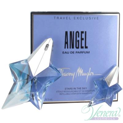 Thierry Mugler Angel Комплект (EDP 25ml + EDP 5ml) за Жени За Жени