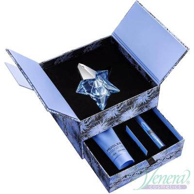 Thierry Mugler Angel Копмплект (EDP 50ml + BL 100ml + Perfuming Pen 3g) за Жени Дамски Комплекти