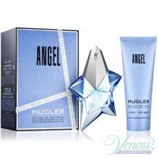 Thierry Mugler Angel Комплект (EDP 50ml + Body Lotion 100ml) за Жени