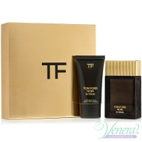 Tom Ford Noir Extreme Комплект (EDP 100ml + AS Balm 75ml) за Мъже Мъжки Комплекти