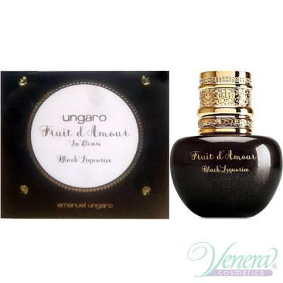 Ungaro Fruit d'Amour Les Elixir Black Liquorice EDP 100ml за Жени Дамски Парфюми