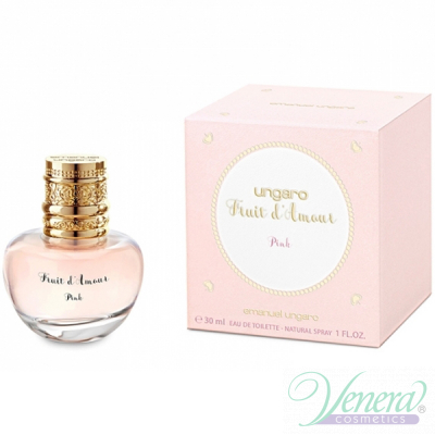 Ungaro Fruit d'Amour Pink EDT 30ml за Жени
