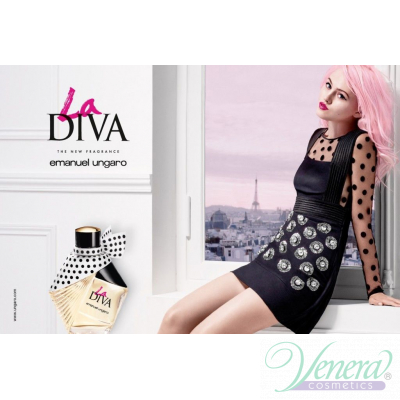 Ungaro La Diva Body Lotion 200ml за Жени