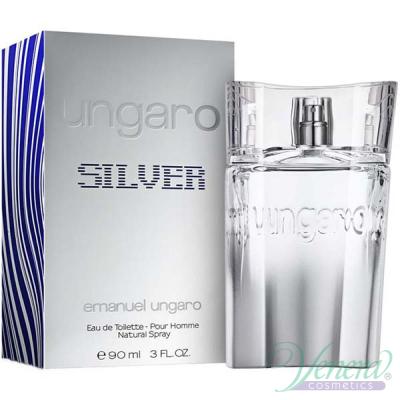 Ungaro Silver EDT 90ml за Мъже Мъжки Парфюми