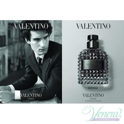 Valentino Uomo Intense EDP 100ml за Мъже БЕЗ ОПАКОВКА Мъжки Парфюми без опаковка