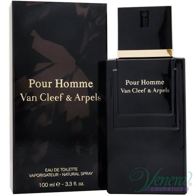 Van Cleef & Arpels Pour Homme EDT 100ml за Мъже Мъжки Парфюми