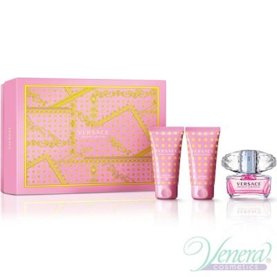 Versace Bright Crystal Комплект (EDT 50ml ...