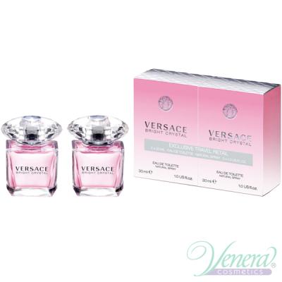 Versace Bright Crystal Комплект (EDT 30ml + EDT...