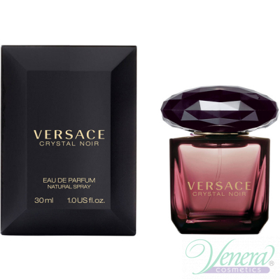 Versace Crystal Noir EDP 30ml за Жени Дамски Парфюми