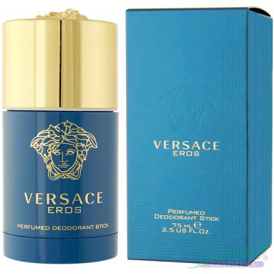 Versace Eros Deo Stick 75ml за Мъже За Мъже