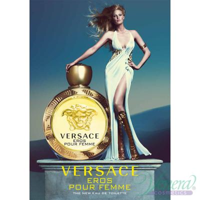 Versace Eros Pour Femme Eau de Toilette EDT 30ml за Жени Дамски Парфюми