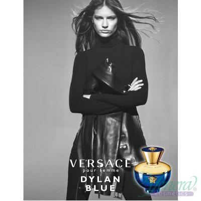 Versace Pour Femme Dylan Blue Комплект (EDP 50ml + BL 50ml + SG 50ml) за Жени Дамски Комплекти