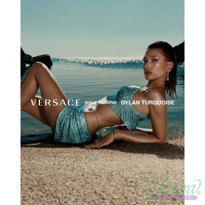 Versace Pour Femme Dylan Turquoise EDT 100ml за Жени Дамски Парфюми