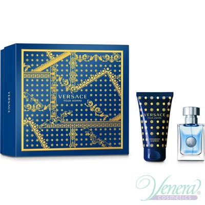 Versace Pour Homme Комплект (EDT 30ml + Sh...