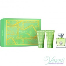 Versace Versense Комплект (EDT 50ml + BL 50ml + SG 50ml) за Жени