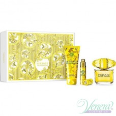 Versace Yellow Diamond Комплект (EDT 90ml + EDT 10ml + BL 100ml) за Жени