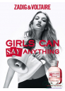 Zadig & Voltaire Girls Can Say Anything EDP 90ml за Жени БЕЗ ОПАКОВКА Дамски Парфюми без опаковка