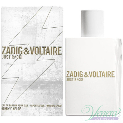 Zadig & Voltaire Just Rock! for Her EDP 30ml за Жени Дамски Парфюми