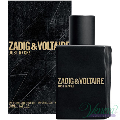 Zadig & Voltaire Just Rock! for Him EDT 50ml за Мъже