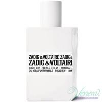 Zadig & Voltaire This is Her EDP 100ml за Жени БЕЗ ОПАКОВКА Дамски Парфюми без опаковка