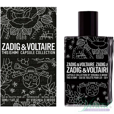 Zadig & Voltaire This is Him Capsule Collection EDT 50ml за Мъже Мъжки Парфюми