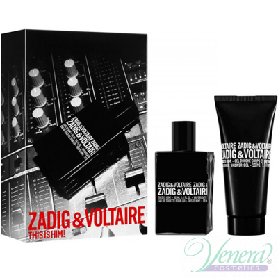 Zadig & Voltaire This is Him Комплект ...