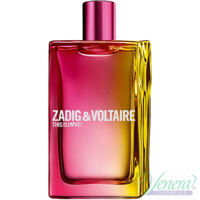 Zadig & Voltaire This is Love! for Her EDP 100ml за Жени БЕЗ ОПАКОВКА