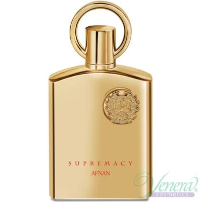 Afnan Supermacy Gold EDP 100ml за Мъже и Жени Дамски Парфюми