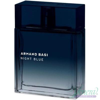 Armand Basi Night Blue EDT 100ml за Мъже БЕЗ ОПАКОВКА Мъжки Парфюми без опаковка