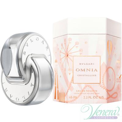 Bvlgari Omnia Crystalline EDT 65ml Omnilandia Box за Жени Дамски Парфюми