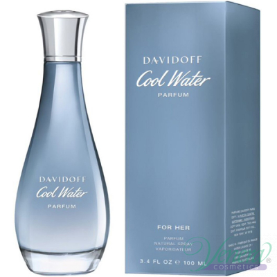 Davidoff Cool Water Parfum for Her EDP 100...