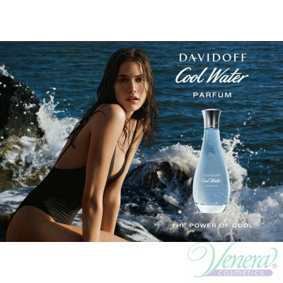 Davidoff Cool Water Parfum for Her EDP 100ml за...