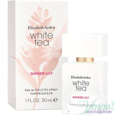 Elizabeth Arden White Tea Ginger Lily EDT 30ml за Жени Дамски Парфюми