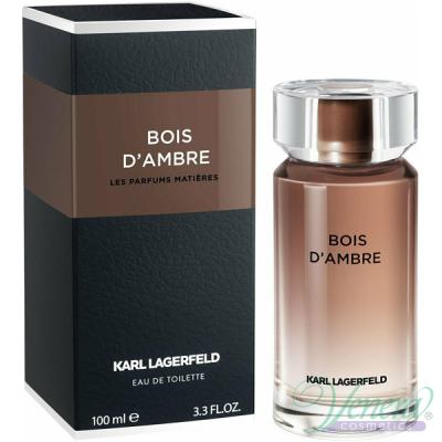 Karl Lagerfeld Bois d'Ambre EDT 100ml за Мъже Мъжки Парфюми
