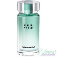 Karl Lagerfeld Fleur de The EDP 100ml за Жени БЕЗ ОПАКОВКА Дамски Парфюми без опаковка