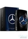 Mercedes-Benz Man Intense EDT 100ml за Мъже БЕЗ ОПАКОВКА Мъжки Парфюми без опаковка