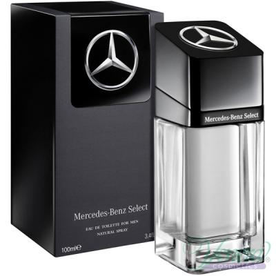 Mercedes-Benz Select EDT 100ml за Мъже Мъжки Парфюми