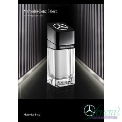 Mercedes-Benz Select EDT 50ml за Мъже Мъжки Парфюми